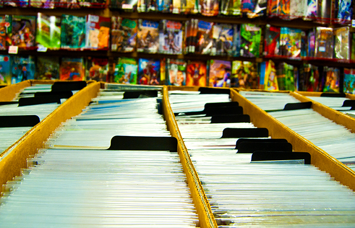 Weekly Reserve: Top 5 Comics on Sale