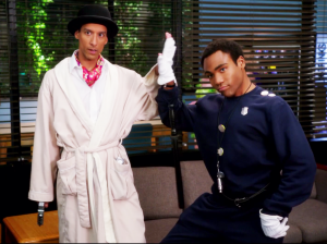 HFISSS_Troy_and_Abed_doing_cosplay