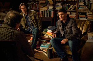 Winchester Bros and Metatron