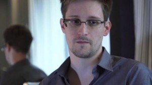 NSA whistleblower, Edward Snowden
