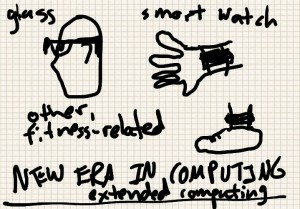 The Future of Computing - Extended Computing