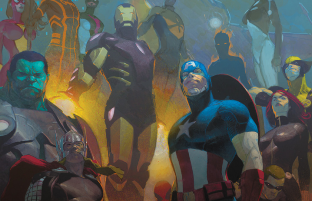 Avengers 24.NOW FEAT
