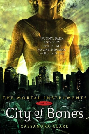 City of Bones Book CVR