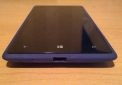 HTC Windows Phone 8X Review - Hardware 02