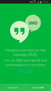 Hangouts 2.0 - Conversations Simplified 01