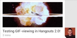 Hangouts 2.0 - Conversations Simplified 07