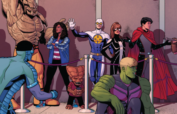 Young Avengers 14 FEAT