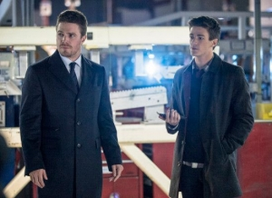 arrow-the-scientist-episode