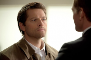 Castiel and Bartholomew