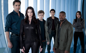 Cast of Continuum