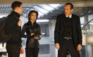 Ward, May & Coulson