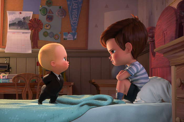 Is Boss Baby A Morality Tale For Adults?